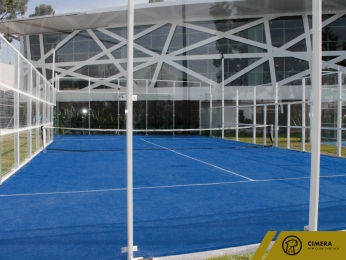 Padel - Cimera Gym Club - Puebla