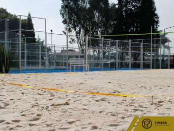 Voleibol de playa - Cimera Gym Club - Puebla