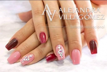 Alejandra Villagomez Nails Boutique - Alejandra Villagómez Nails Boutique - Puebla