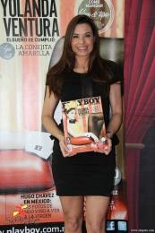 Tp Fotos De Yolanda Ventura En Playboy Revista Skapatecom