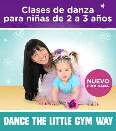 Nuevo programa de Danza en The Little Gym Puebla - The Little Gym Lomas de Angelópolis - Puebla