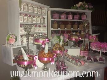 Tp Fotos De Mesas De Dulces Vintage Monkey Pom Puebla